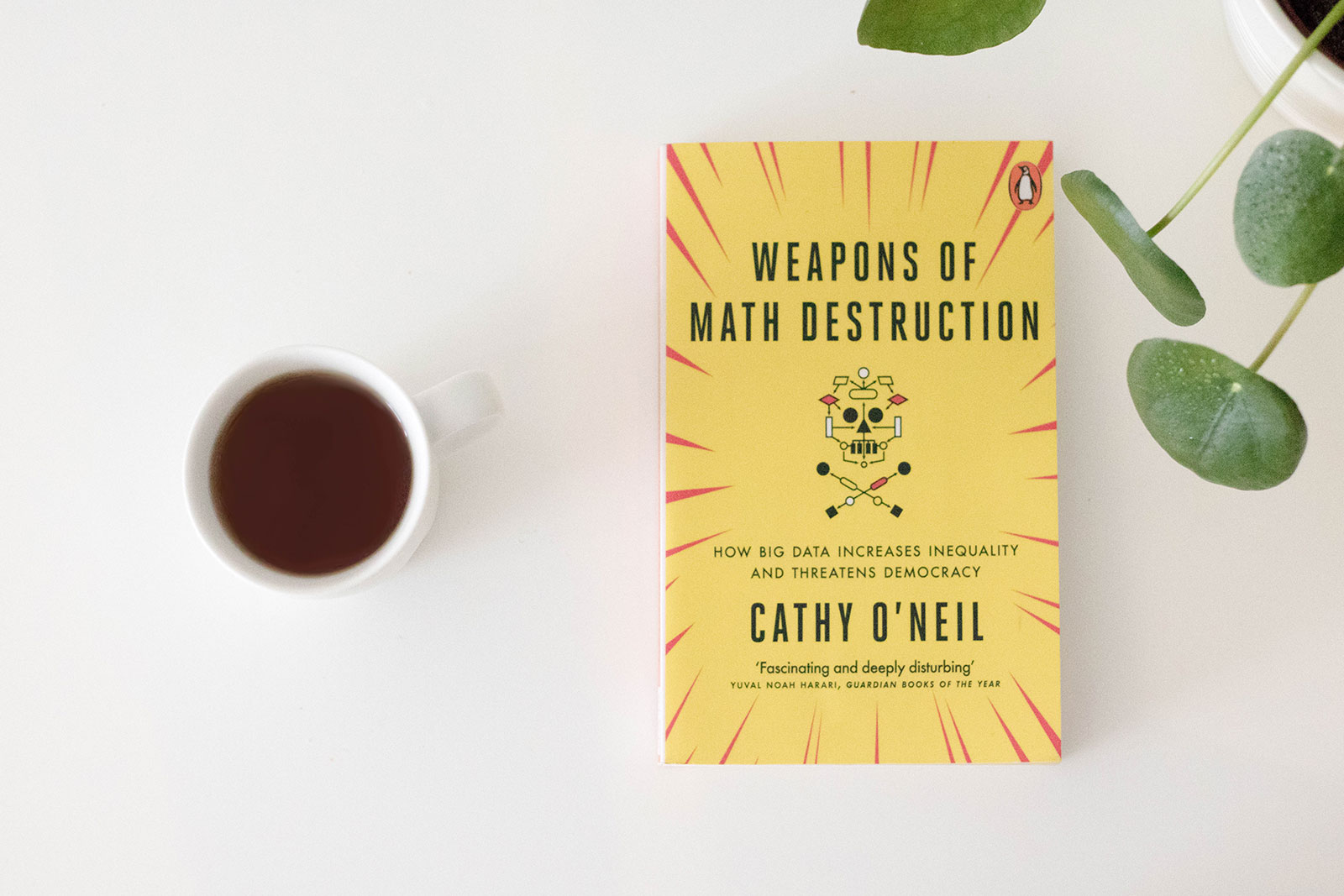 Data Science Reading List Weapons of Math Destruction Elle Knows Machines